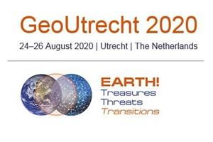 GeoUtrecht 2020 Conference logo